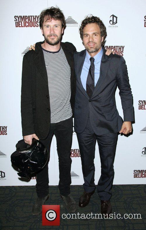 Josh Hamilton and Mark Ruffalo 1