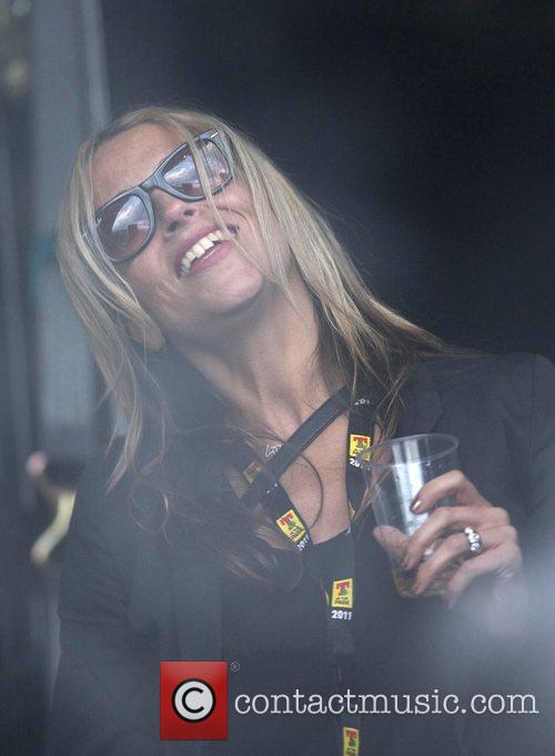 Nicole Appleton and Beady Eye 1