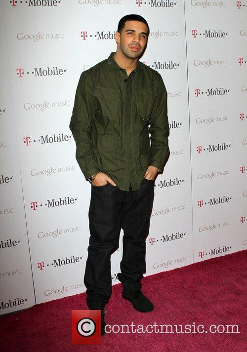 Drake Celebrity Magenta Carpet Arrivals At The Launch...