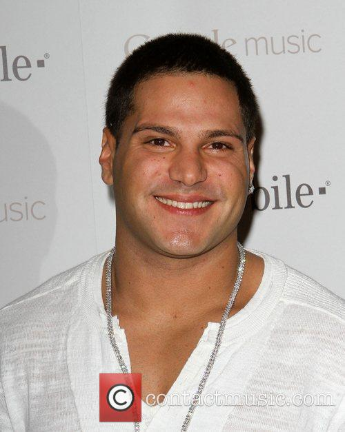Ronnie Ortiz-magro and Ashlee Simpson 2