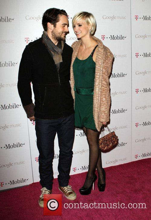 vincent piazza and ashlee simpson celebrity magenta 3614973