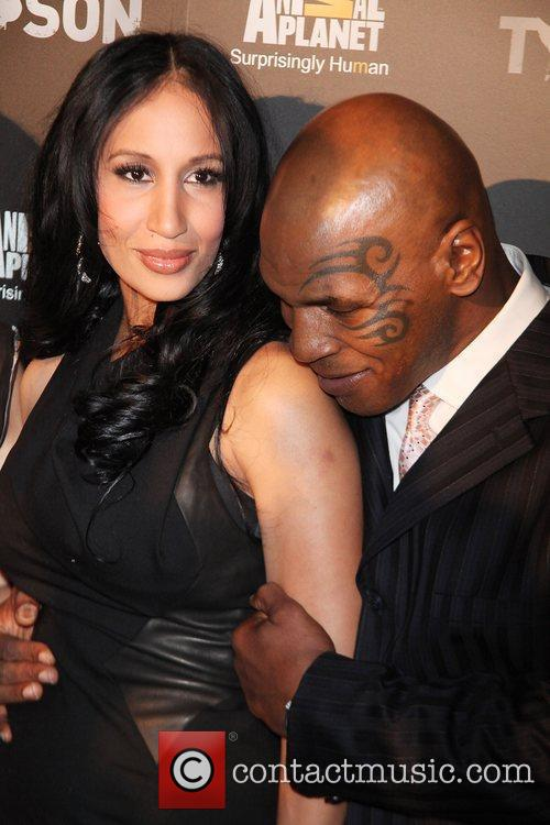 Lakiha Spicer and Mike Tyson Animal planet presents...