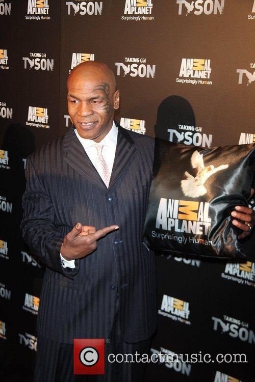 Mike Tyson Animal planet presents Taking on Tyson...