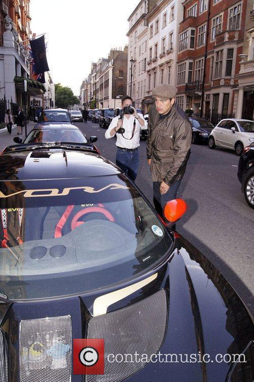 Tamer Hassan and Gumball 3000 4