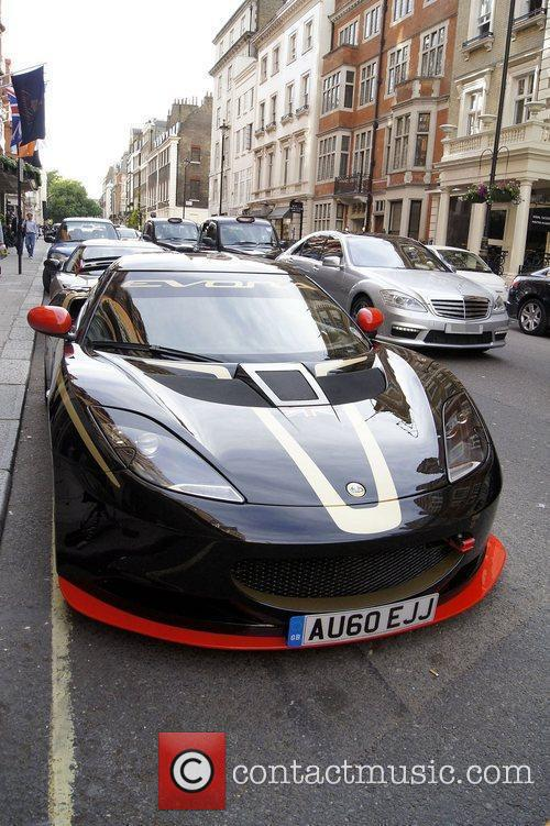 Tamer Hassan and Gumball 3000 6