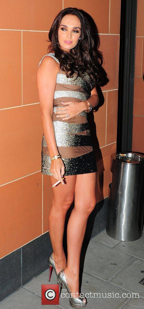 Tamara Ecclestone celebrates her birthday at C Restaurant...