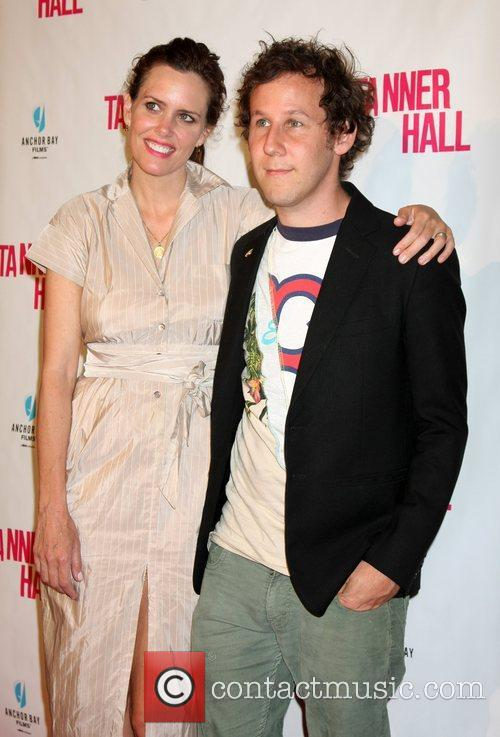 Ione Skye and Ben Lee