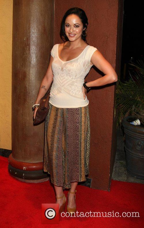 Marisa Ramirez 'Tanner Hall' screening at the Vista...