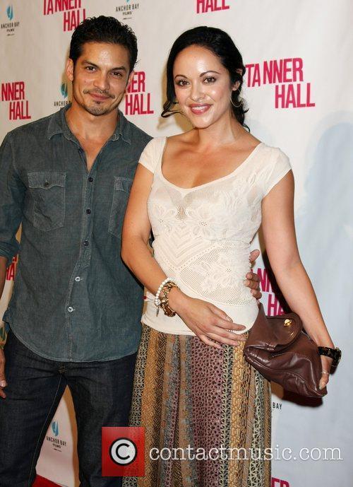 Nicholas Gonzalez, Marisa Ramirez 'Tanner Hall' screening at...