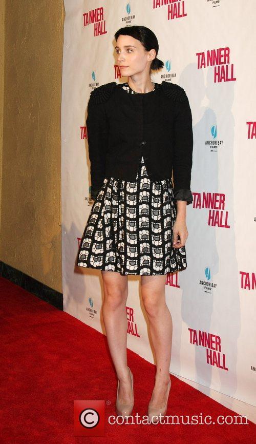 Rooney Mara 'Tanner Hall' screening at the Vista...
