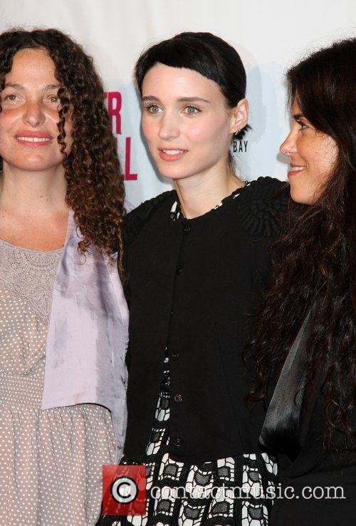 Tatiana von Furstenberg, Rooney Mara and Francesca Gregorini...