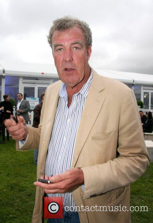 Jeremy Clarkson The Taste of London Launch Party...