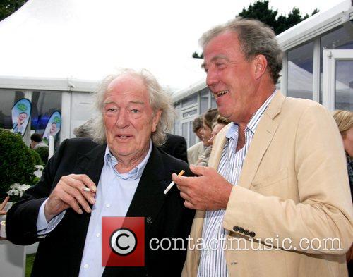 Sir Michael Gambon and Jeremy Clarkson The Taste...