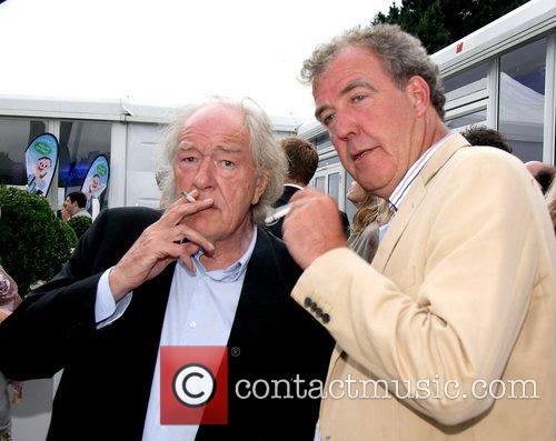 Michael Gambon and Jeremy Clarkson