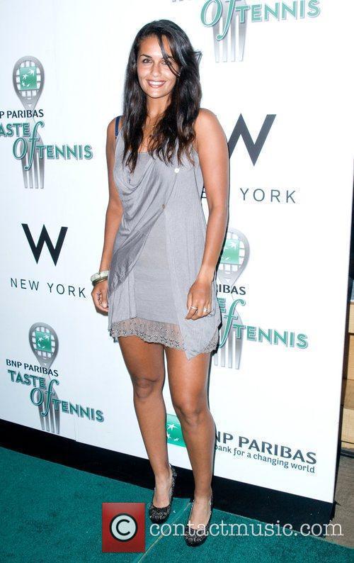 12th Annual BNP Paribas Taste of Tennis held...