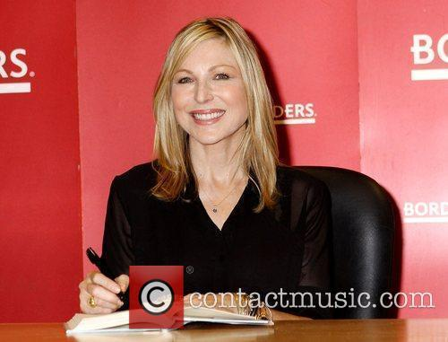 Tatum O'Neal   booksigning for her new...