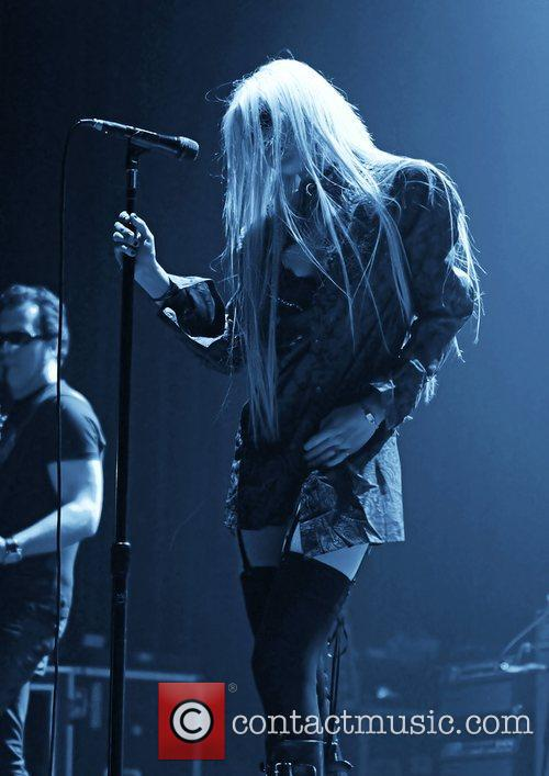 Taylor Momsen, The Pretty Reckless and Manchester Apollo 6
