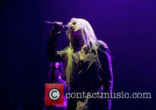 Taylor Momsen, The Pretty Reckless and Manchester Apollo 5