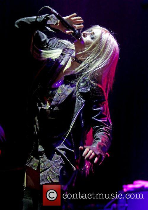 Taylor Momsen, The Pretty Reckless and Manchester Apollo 3