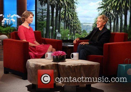 Country Superstar Taylor Swift makes an appearance on...