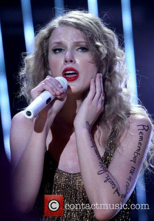 Taylor Swift  performs at the final night...