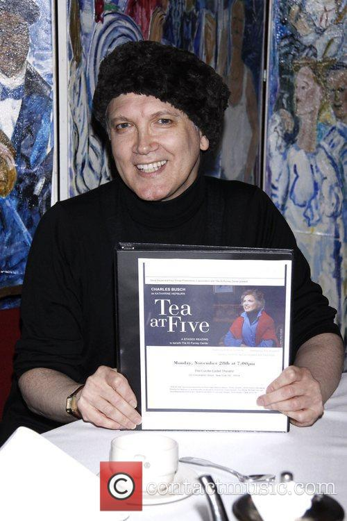 A special 'Tea At Five' event to promote...