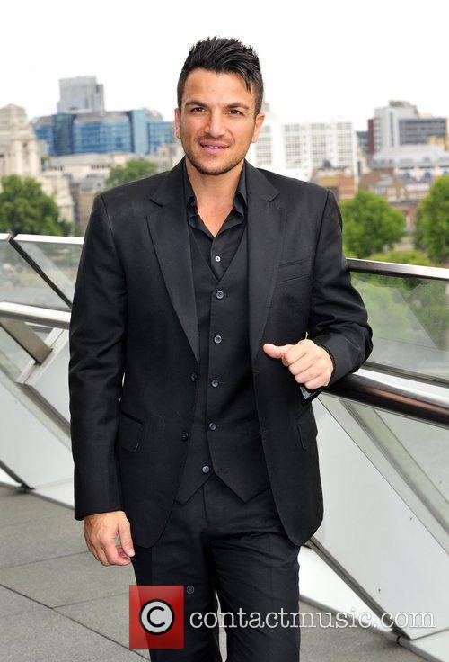 Peter Andre The Mayor of London launches his...