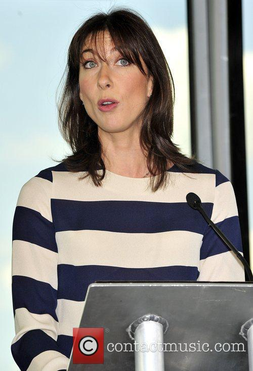 Samantha Cameron The Mayor of London launches his...