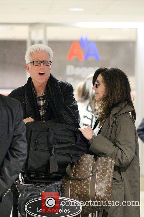 Ted Danson and Mary Steenburgen 13