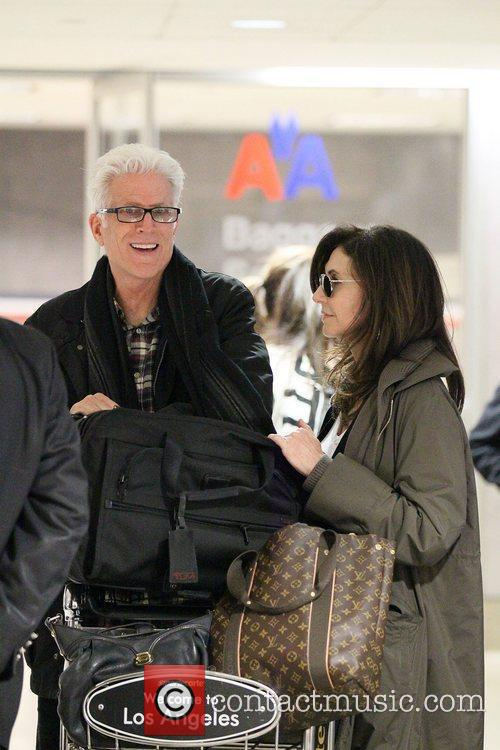 Ted Danson and Mary Steenburgen 8