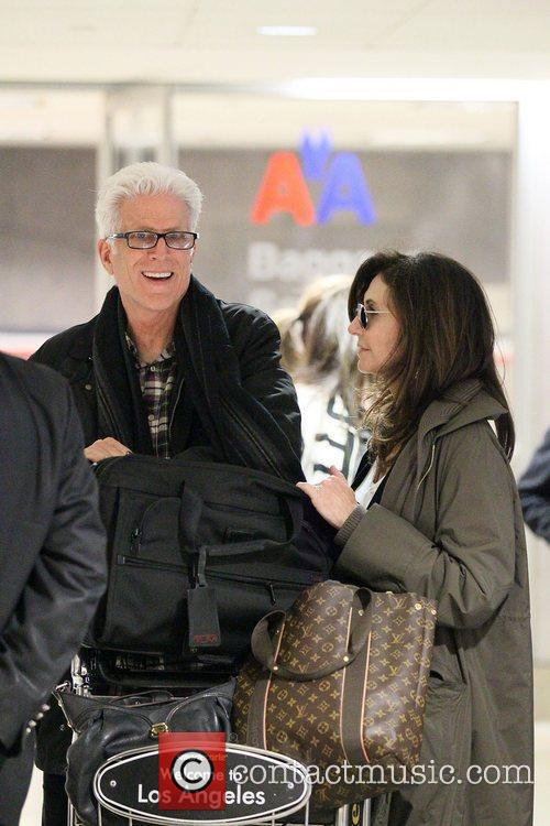 Ted Danson and Mary Steenburgen 5