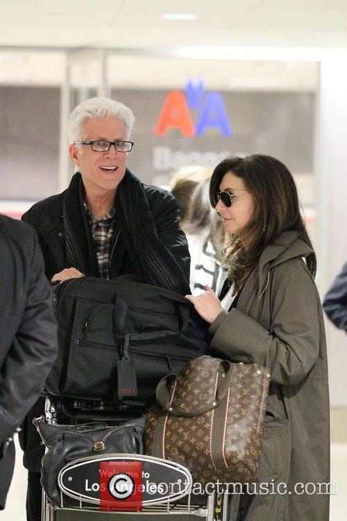 Ted Danson and Mary Steenburgen 12