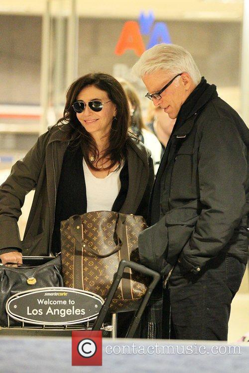 Ted Danson and Mary Steenburgen 9