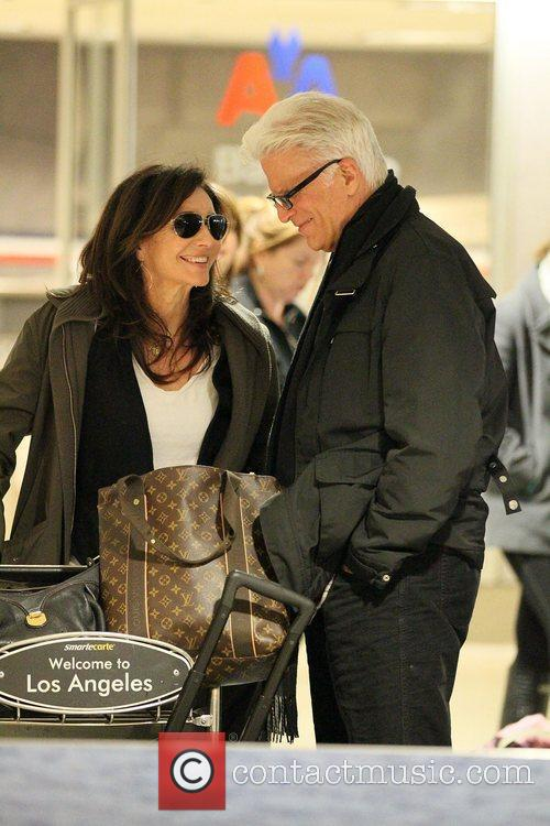 Ted Danson and Mary Steenburgen 7