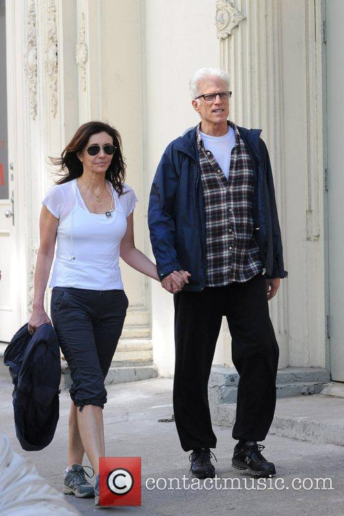 Ted Danson and Mary Steenburgen 2
