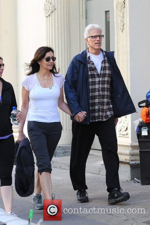 Ted Danson and Mary Steenburgen 3