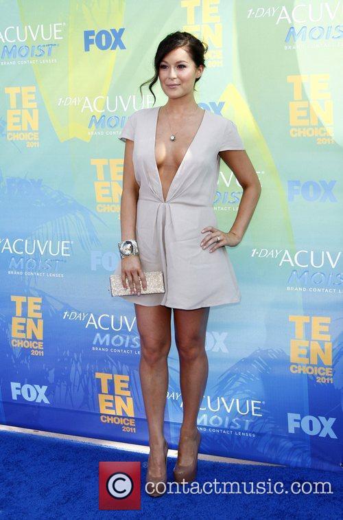 Alexa Vega  2011 Teen Choice Awards held...