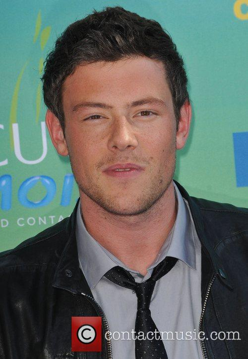 Cory Monteith 2011 Teen Choice Awards held at...