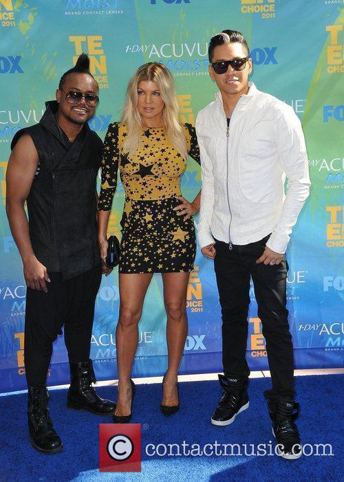 apl.de.ap, Fergie and Taboo of The Black Eyed...