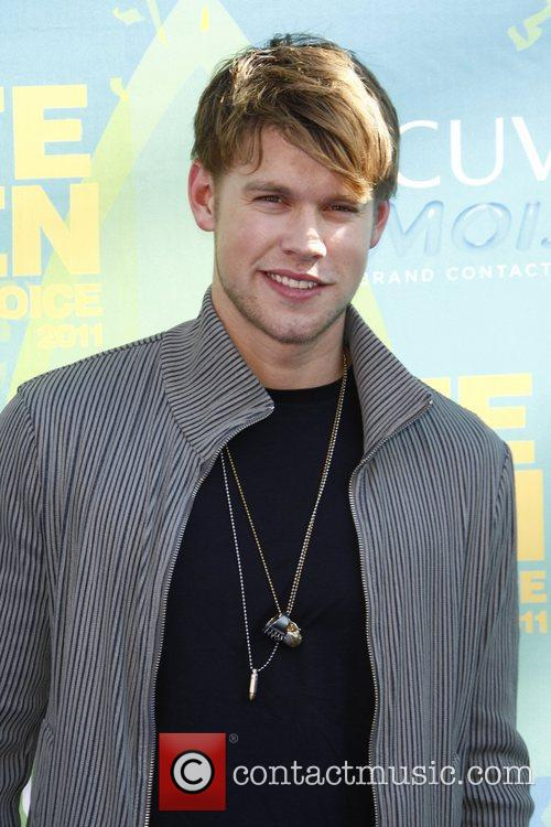Chord Overstreet 2011 Teen Choice Awards held at...