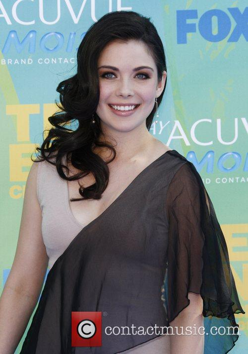 Grace Phipps 2011 Teen Choice Awards held at...