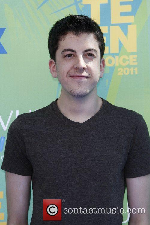 Christopher Mintz-Plasse 2011 Teen Choice Awards held at...