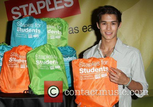 BooBoo Stewart DoSomething.org and Staples Teen Choice Awards...