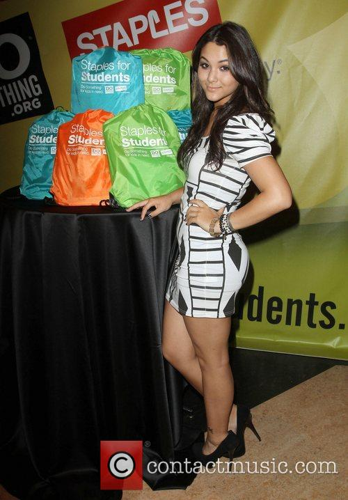 Fivel Stewart DoSomething.org and Staples Teen Choice Awards...