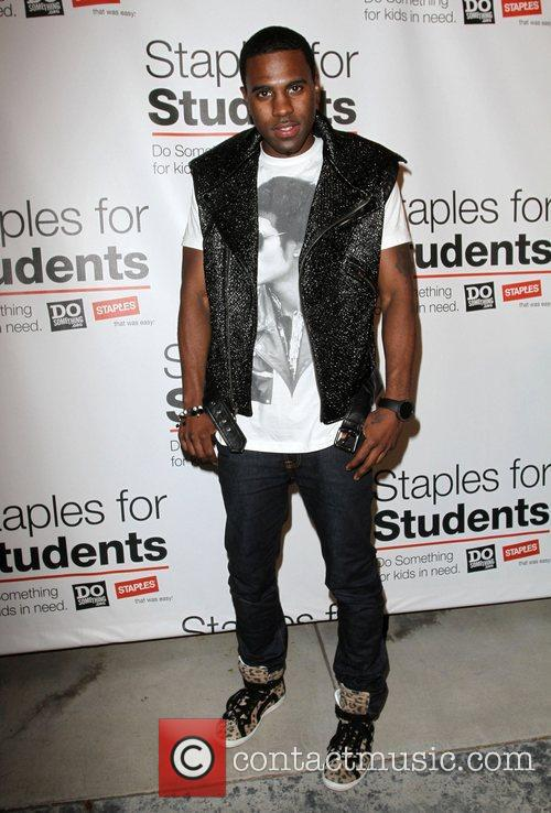 Jason Derulo DoSomething.org and Staples Teen Choice Awards...