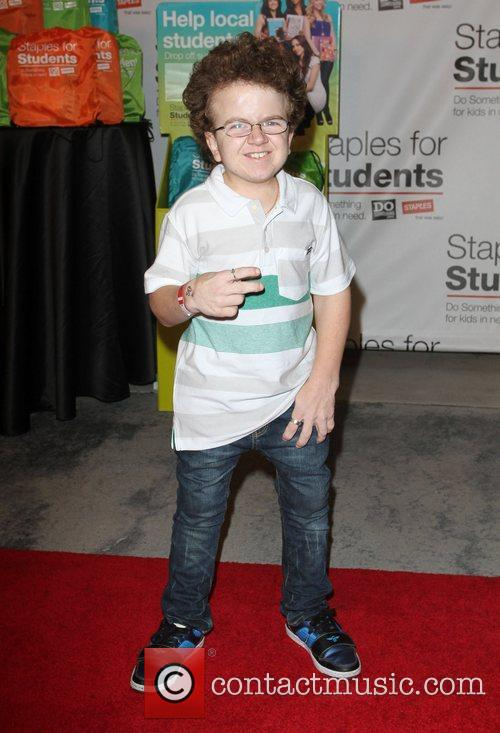 Keenan Cahill DoSomething.org and Staples Teen Choice Awards...