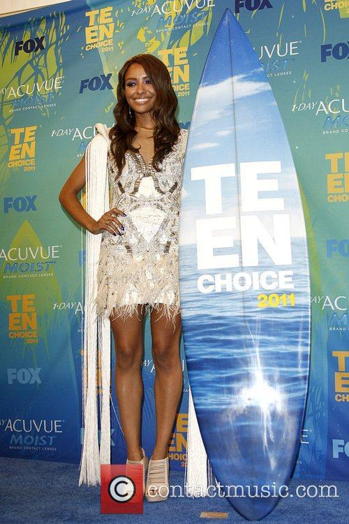 2011 Teen Choice Awards held at Gibson Amphitheatre...