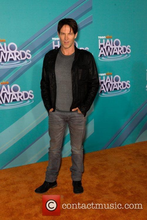 stephen moyer teennick halo awards held at 3577928