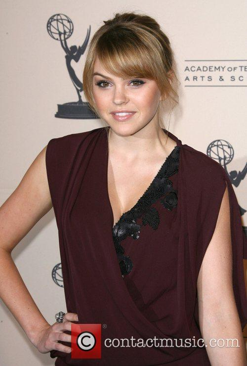 Aimee Teegarden The Academy of Television Arts &...