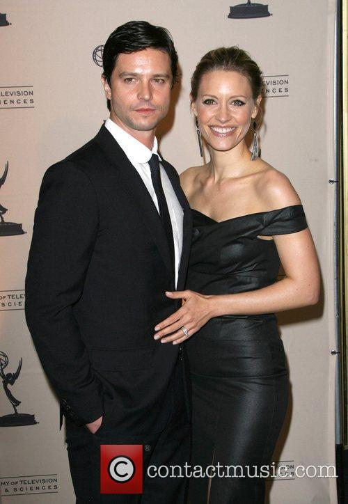 Jason Behr and KaDee Strickland The Academy of...